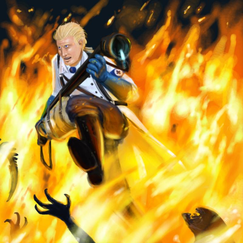 Cracktastic Heroism by shadowfire-x