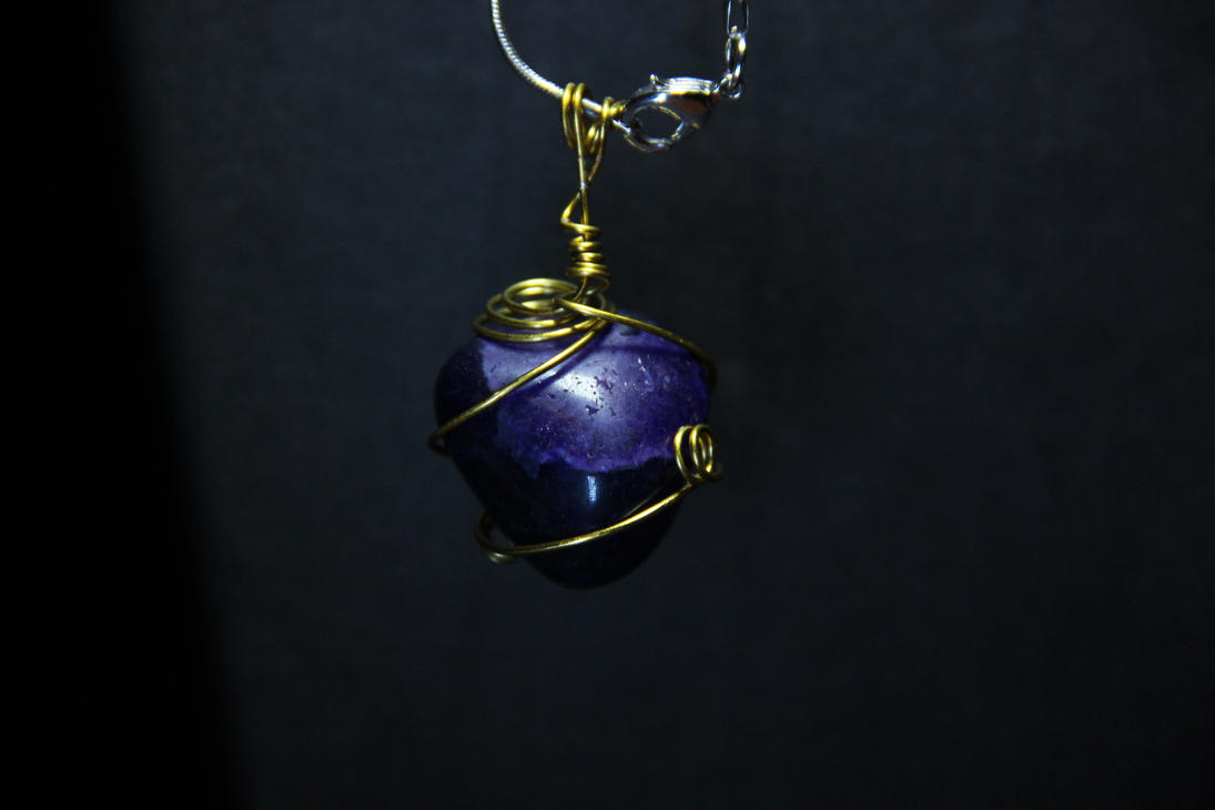 Stone Pendant 7 by shadowfire-x