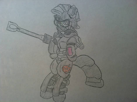 Sig in power armor