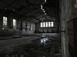 Main Hall #2 by EasternExploration