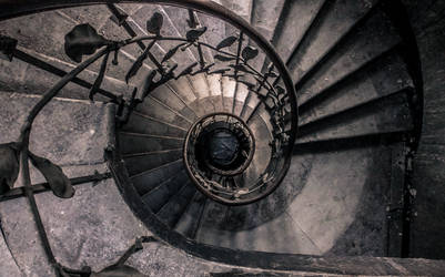 Spiral by EasternExploration