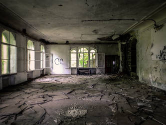 Dining Hall #2 by EasternExploration