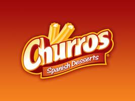 Churros Logo by fadyosman