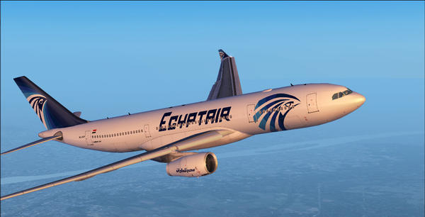 Egyptair new re-brand by fadyosman