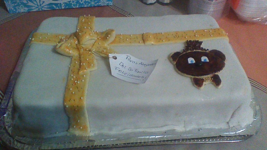 freddy fazbear cake