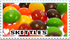 Love Skittles Stamp by CheesecakeStamps