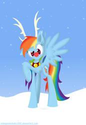 Rainbow Rudolph 2012