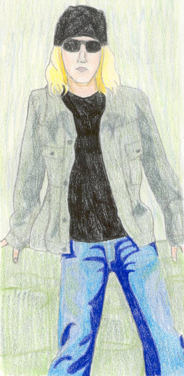 Corey Taylor Portrait 3