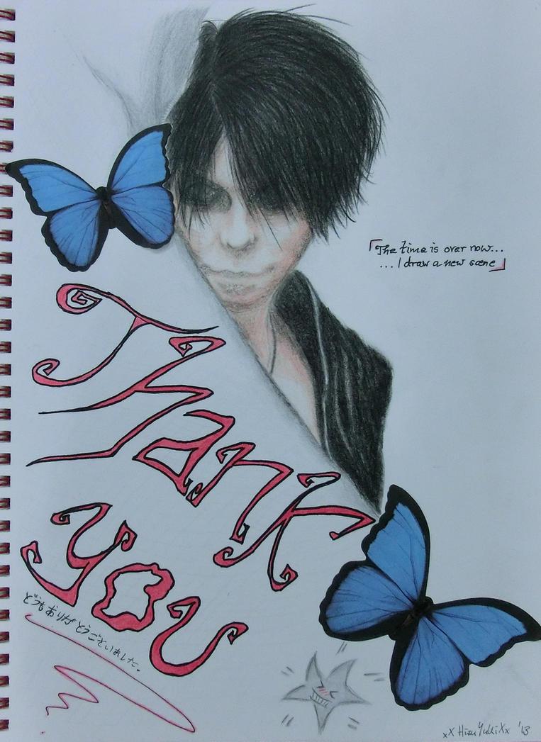 To all Mania: Special Thanks :3 by xXHizuYukiXx