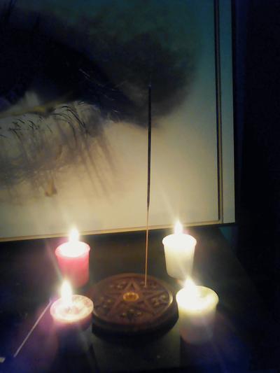Candles 'n' Incense. by neo-mahakala-108