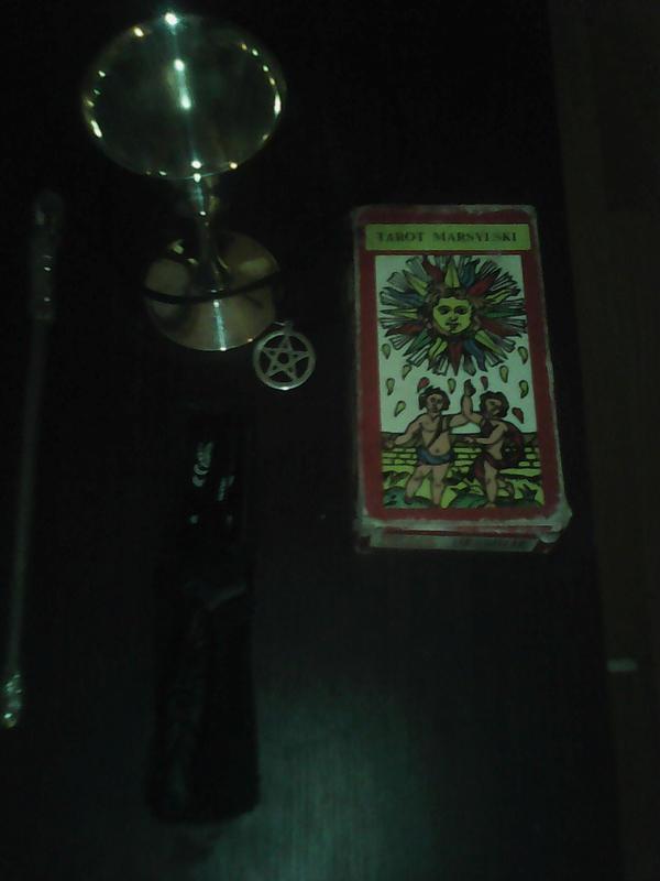 TAROT Cards 'n' Tools. by neo-mahakala-108