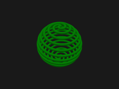 A Spherical Double-Spiral. by neo-mahakala-108