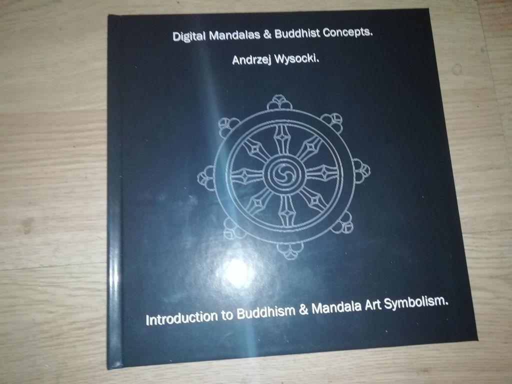 Mandalas Album Book.