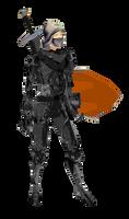 Amyliomendur Nain, Elven Weaponmaster.