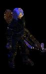 Isendir Nain, Shadow-Child.