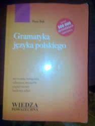 Gramatyka jezyka polskiego.
