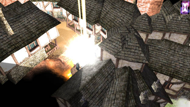 Pocket Plane Explosion.
