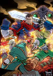 battle chasers _colors...