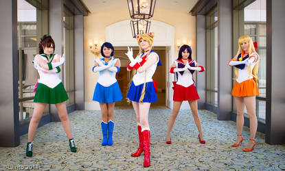 Don't Mess with Sailor Senshi by daydreamernessa