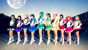 Rainbow Ladies by daydreamernessa