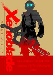 Xenoblade Chronicles Poster: Shulk