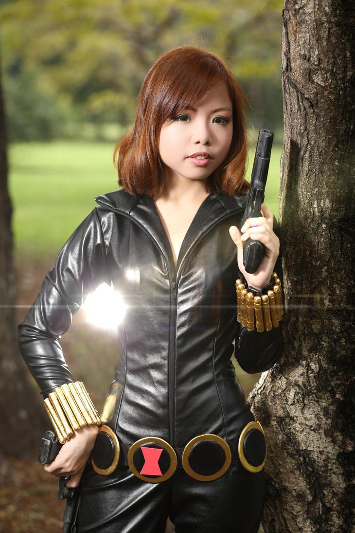 Black Widow [3] by Chichanan