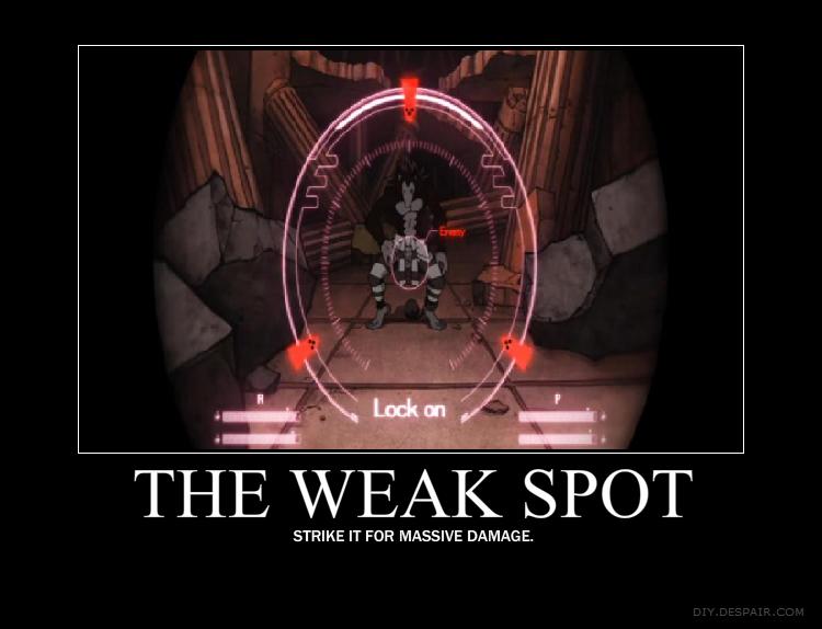 Free's Weak Spot by SouLMarX