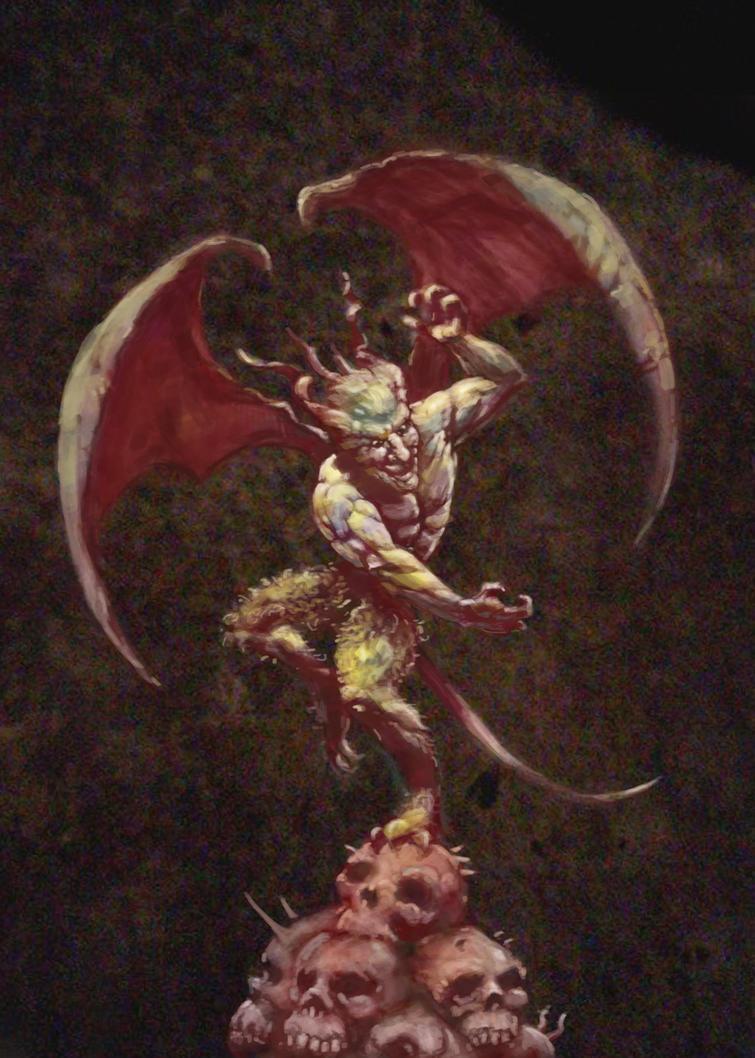 Last Demon by stephenartist