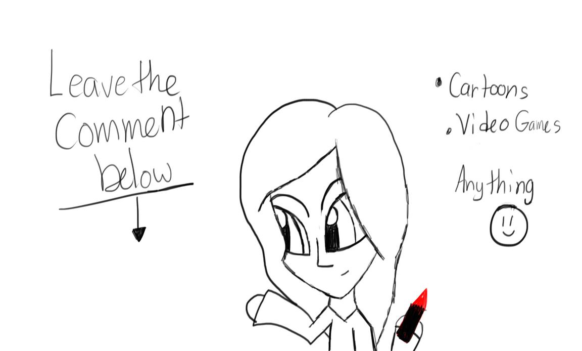 What to draw next? by Riyana2