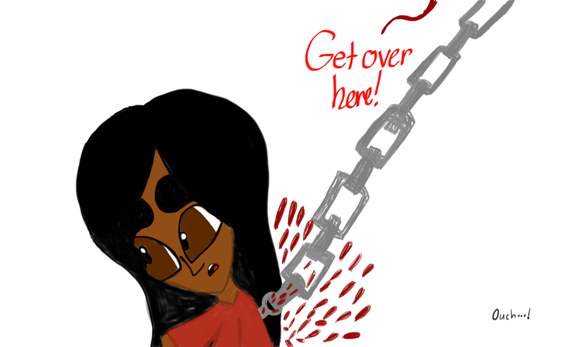 Get Over Here! by Riyana2