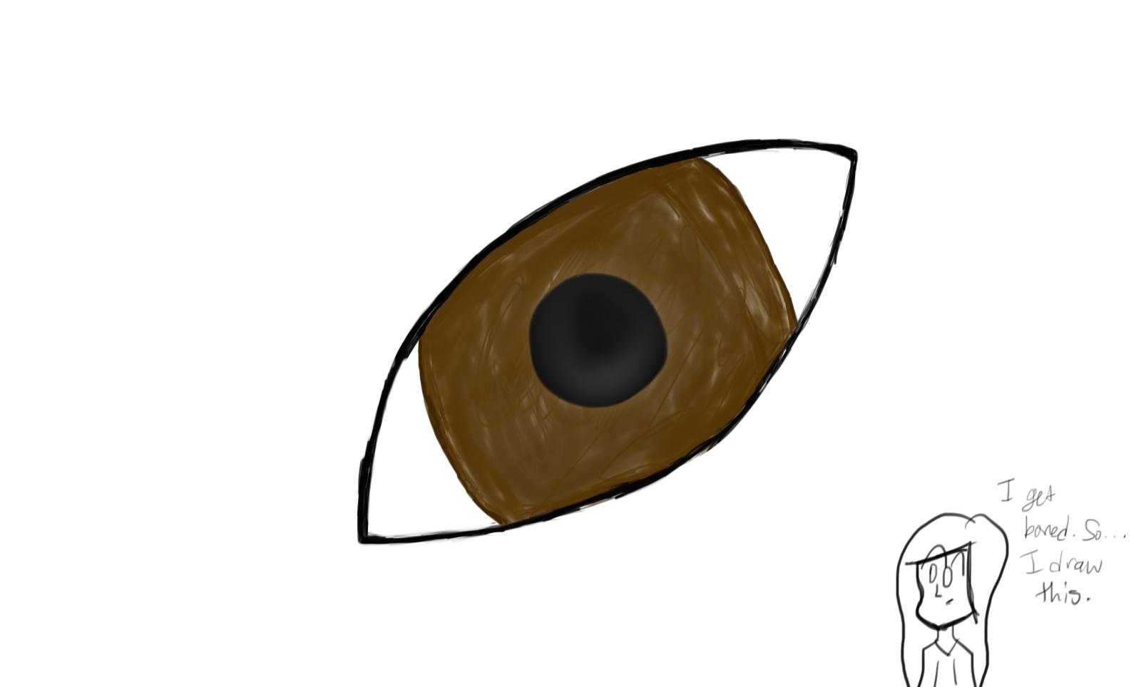 Eye by Riyana2