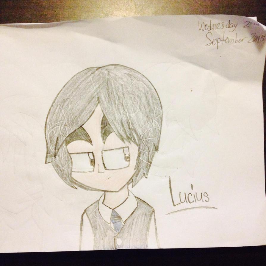 Lucius by Riyana2