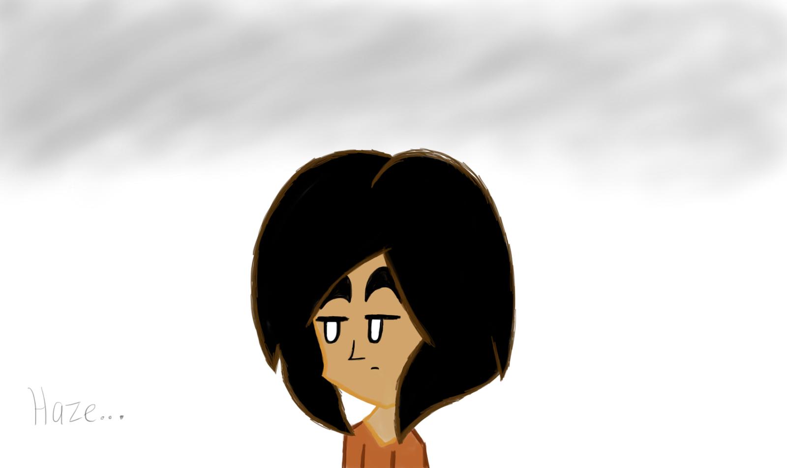 Haze by Riyana2