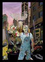 Zombieeeee by LuigiCrisc