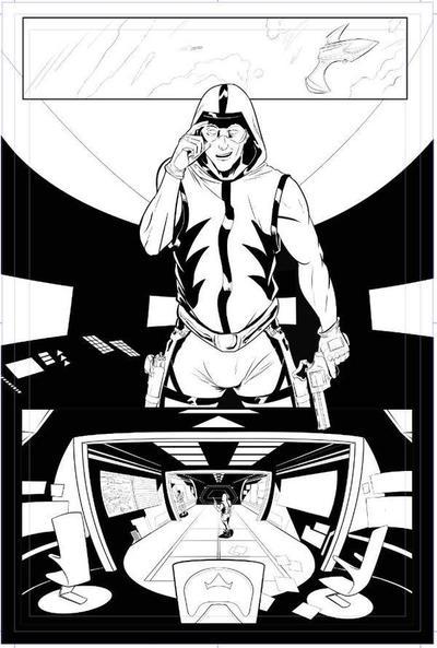 Phantom Squad Page2 by LuigiCrisc