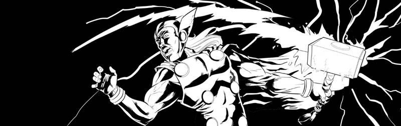 Thor by LuigiCrisc