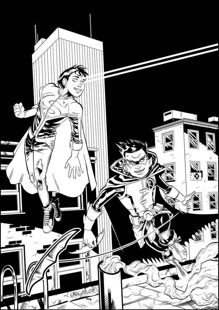 Supersons by LuigiCrisc