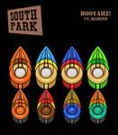 SOUTH PARK BOOYAHZ 3.0