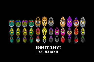 TEENAGE MUTANT NINJA TURTLES BOOYAHZ POP ART PRINT by CORY-MARINO