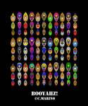 CAPCOM VS. BOOYAHZ POP ART POSTER by CORY-MARINO