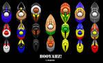 BOOYAHZMARVELXMEN by CORY-MARINO