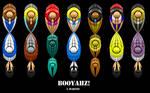 BOOYAHZDISNEYPRINCESSES by CORY-MARINO