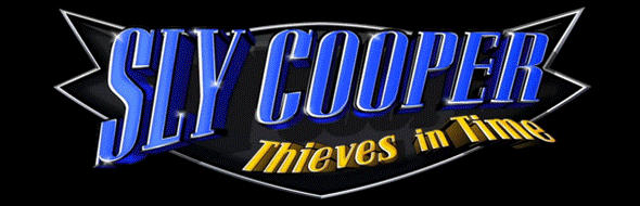 Sly Cooper: Thieves in Time Signature by RitzCutie