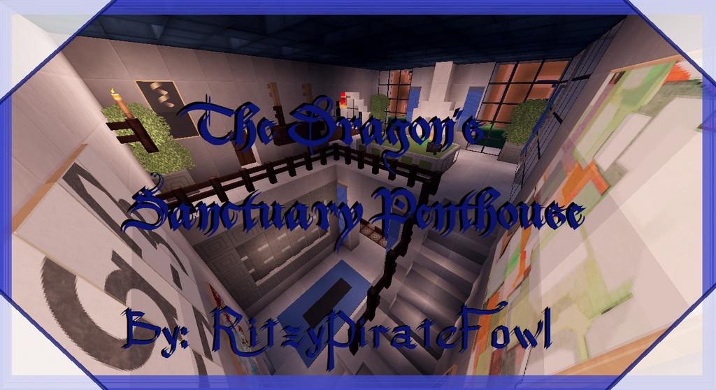 The Dragon's Sanctuary Penthouse PMC Contest Entry by RitzCutie