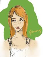 Ginny by Elderberry-bb