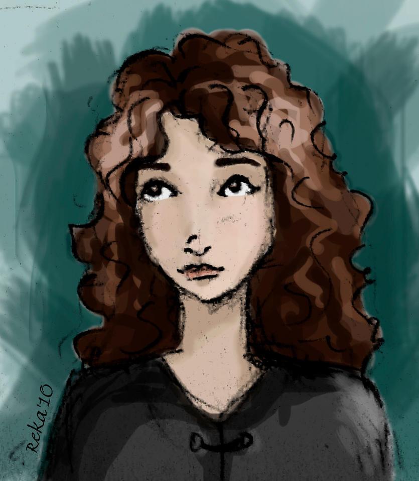 Hermione by Elderberry-bb