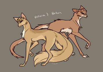 victoria and nathan by TRUNSWICKED