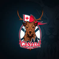 Canada Fighters logotype