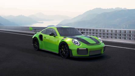 Lizard Green GT2RS