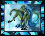 Reptilian Lord: King Anu